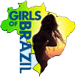 Girls of Brazil Calendar Logo